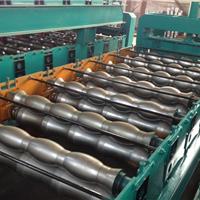 供应828琉璃瓦压瓦机彩钢设备