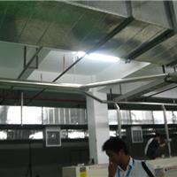 供应深圳大型商场降温通风公共场所换气管道项目