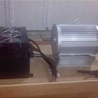 供应144V 10kW交流变频电机及控制器