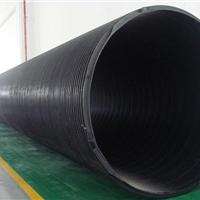 供应昆明钢带缠绕管厂 昆明HDPE钢带缠绕管