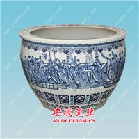 供应陶瓷大缸 景德镇手绘大缸厂家