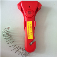 供应1.3mm粗的防盗钢丝安全锤公交指定厂家