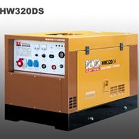 供应电王发动机焊机HW320DS