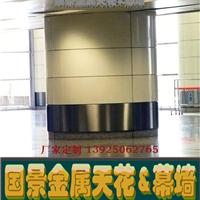 供应广州铝板形象包柱子价格及安装工厂