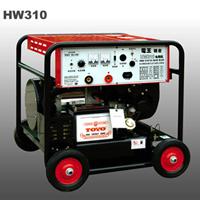 供应发电电焊一体机电王HW310发电焊机