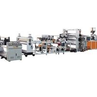 金韦尔PVC透明软片 硬片生产线供应商