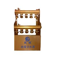 供应地暖分水器2-10