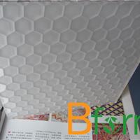 树脂蜂窝板、树脂铝蜂窝板、六边形装饰板