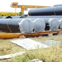 3PE防腐钢管供应商/盐山3PE防腐钢管批发价