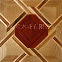 山东青岛 实木复合拼花地板  工厂招商