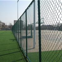 供应篮球体育场绿色钩花围栏网