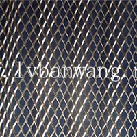 供应空调出门口专用波浪形铝板网
