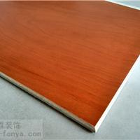 三防无机板  防火A级木饰面板  樱桃木皮UV