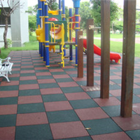 EPDM彩色塑胶对基础地面的要求和施工工艺