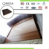 供应佛山鲁卡户外平面板/生态木装饰板