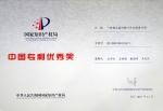 中国专利优秀奖