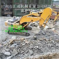 供应斗山 卡特挖掘机岩石臂 生产基地