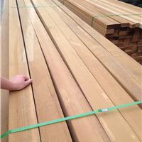 供应红柳桉木价格山樟木价格巴劳木价格