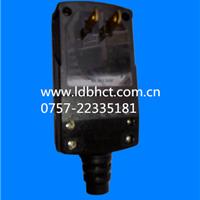 供应美式GFCI按摩器漏电保护插头
