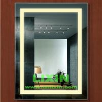 供应LED灯箱防雾镜、高级浴室镜