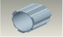供应电机铝外壳