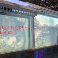 供应世博会调光投影玻璃正投实例