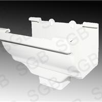 哈尔滨铝合金【PVC】波纹方形管保证高品高质