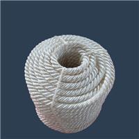 河北厂家现货供应20mm优质白色尼龙绳