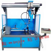 供应脚轮支架自动焊接机
