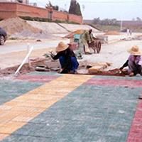 扬州市专也做学校修补工程