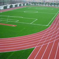供应聚氨酯弹性塑胶跑道厂家 PU运动地板