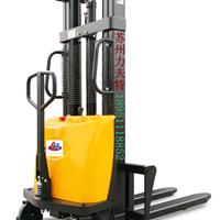 供应半电动叉车 手推液压电动堆高车 电动液压升降车
