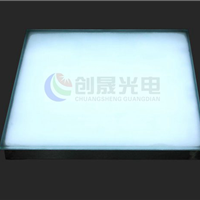 LED发光地板