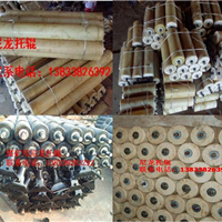 厂家大量批发供应优质浇铸尼龙托辊尼龙滚筒