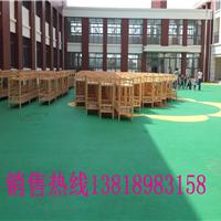 南通幼儿园塑胶操场厂家