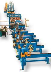 供应三角梁桁架焊接生产线