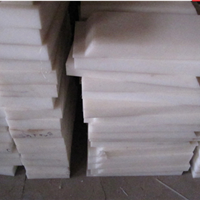 皮具厂专用聚乙烯垫块 塑料垫板河北厂家