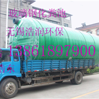 供应钢化玻璃钢化粪池安徽厂家