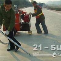 章丘密封胶灌缝最经济有效的路面养护方法