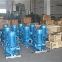 上海江洋 立式管道离心泵