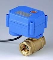 供应CWX-15Q微型电动球阀