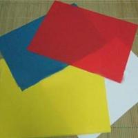 广东供应批发PP塑料实白、彩色灯饰片材