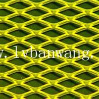 供应北京通县外墙装饰专用氧化彩色铝板网