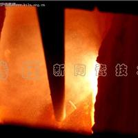 碳素厂罐式煅烧炉胸腔陶瓷焊补