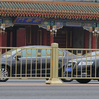 厂家直销贵州遵义锌钢交通护栏栅栏围栏