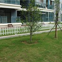供应徐州PVC草坪护栏、园林绿化护栏