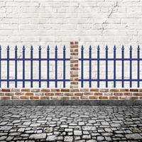 供应徐州铝合金护栏、别墅厂房护栏