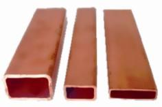 西安导电铜管 方形导电铜管厂家 导电铜管标准