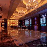 中式古典顶级会所、星级酒店、茶楼艺术天花装修