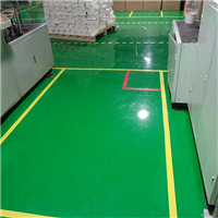 专业地坪公司承接洛阳环氧防静电自流平工程